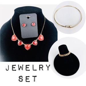 Jewelry Set Liz Claiborne + Carole Inc. NEW
